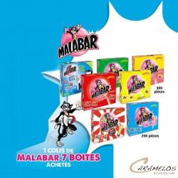 COLIS MALABAR 7 BOITES au tarif pro