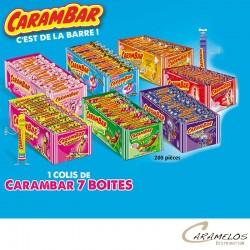 COLIS CARAMBAR 7 BOITES au tarif pro
