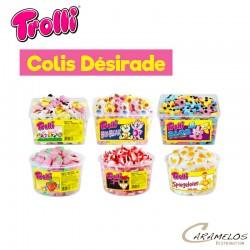 COLIS TROLLI DESIRADE 6 Boîtes au tarif pro