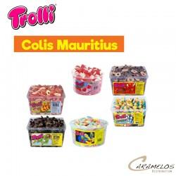 COLIS TROLLI MAURITIUS 6 Boîtes