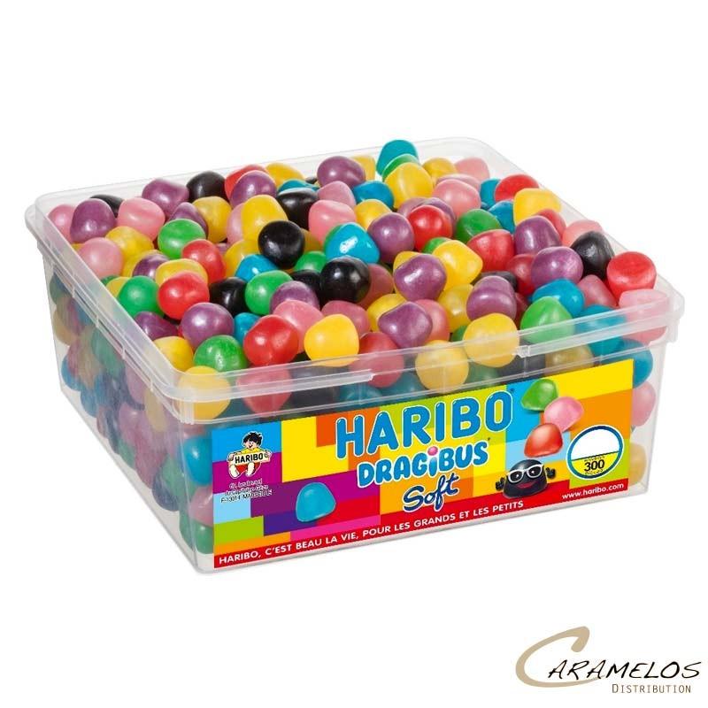 DRAGIBUS SOFT  x300  HARIBO au tarif pro
