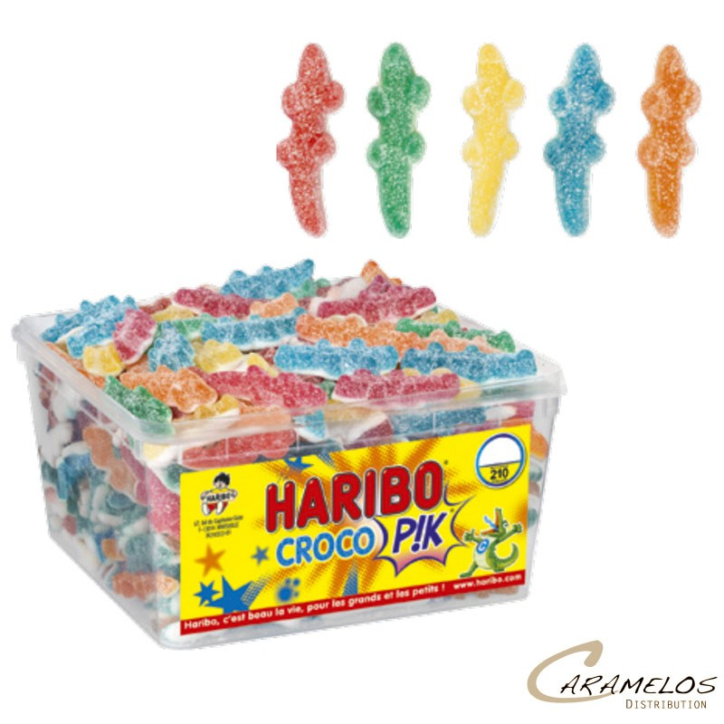 CROCO PIK  x210  HARIBO au tarif pro