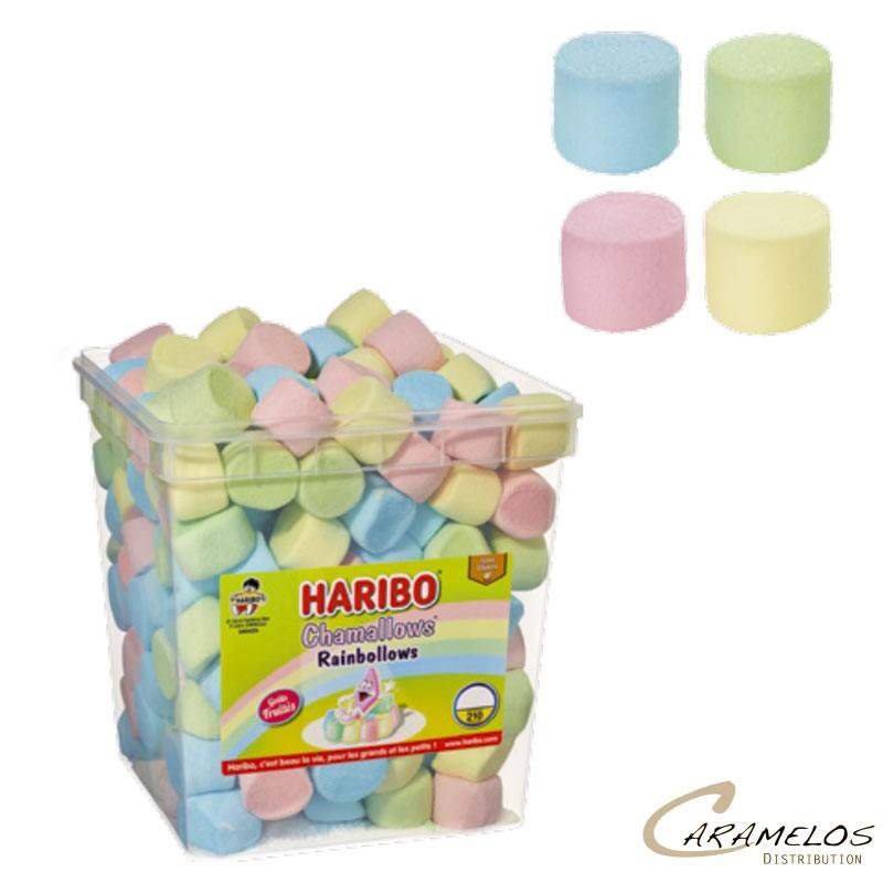 CHAMALLOW RAINBOLLOW  x210  HARIBO au tarif pro