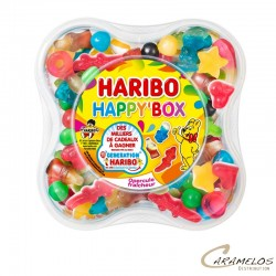 HAPPY BOX  600 G  HARIBO au tarif pro