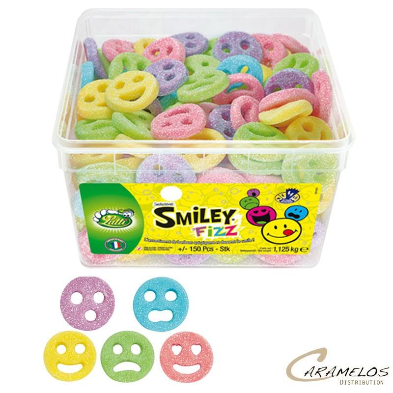SMILEY FIZZ  X150  LUTTI au tarif pro