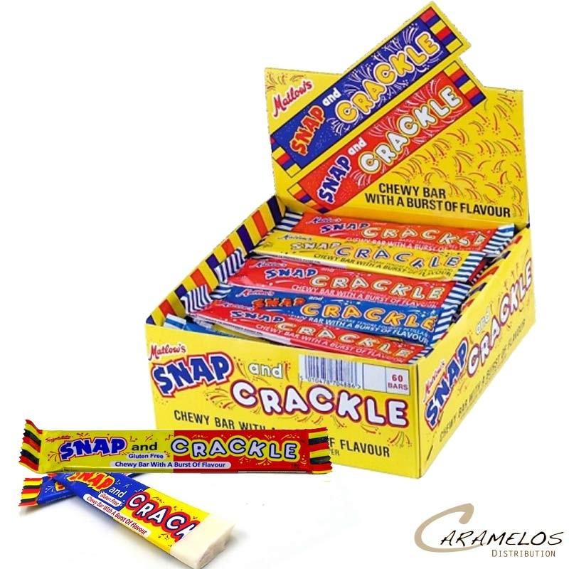 SNAP CRACKLE  X60  ZIP ZAP au tarif pro