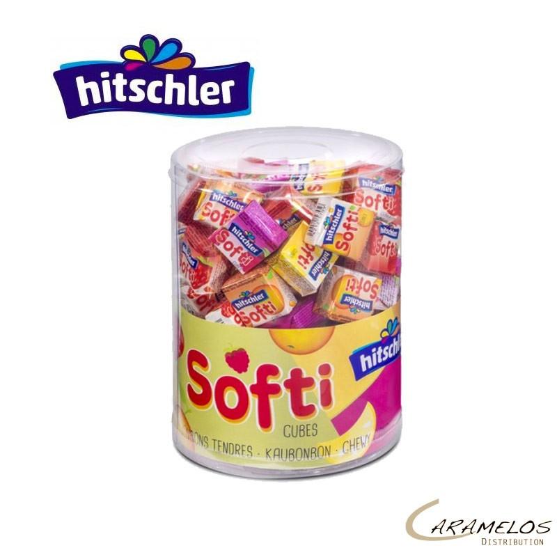 SOFTI CUBES  X100  HITSCHLER au tarif pro