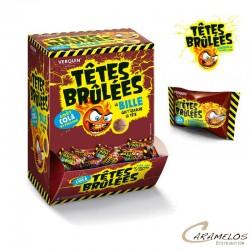 TETES BRULEES COLA  X300 au tarif pro