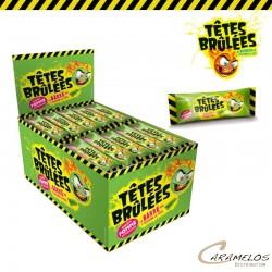 TETES BRULEES BARRES POMME  X150 (1500g) au tarif pro
