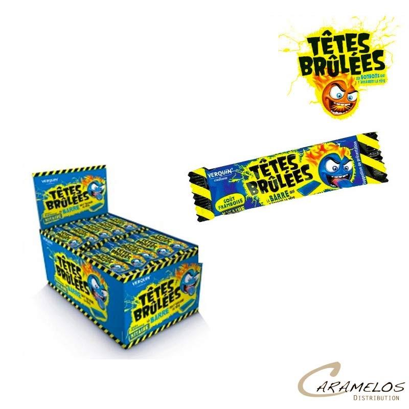 TETES BRULEES BARRE KITACHE X150 (1500g) au tarif pro
