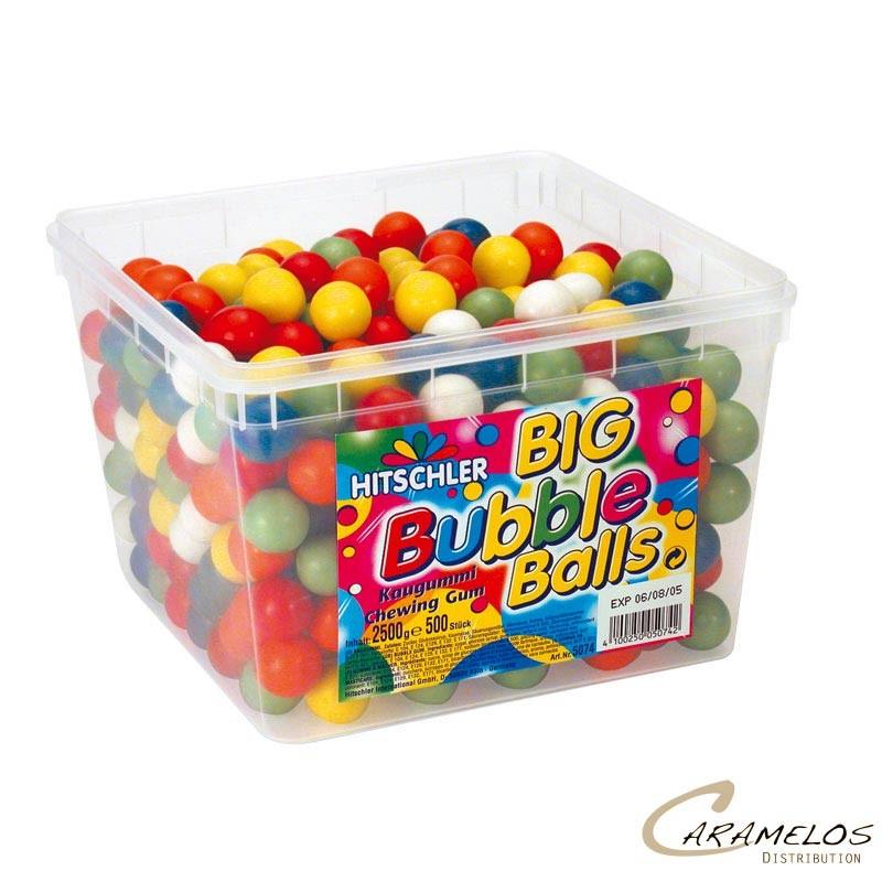 BIG BUBBLE BALLS  X500  HITSCHLER au tarif pro
