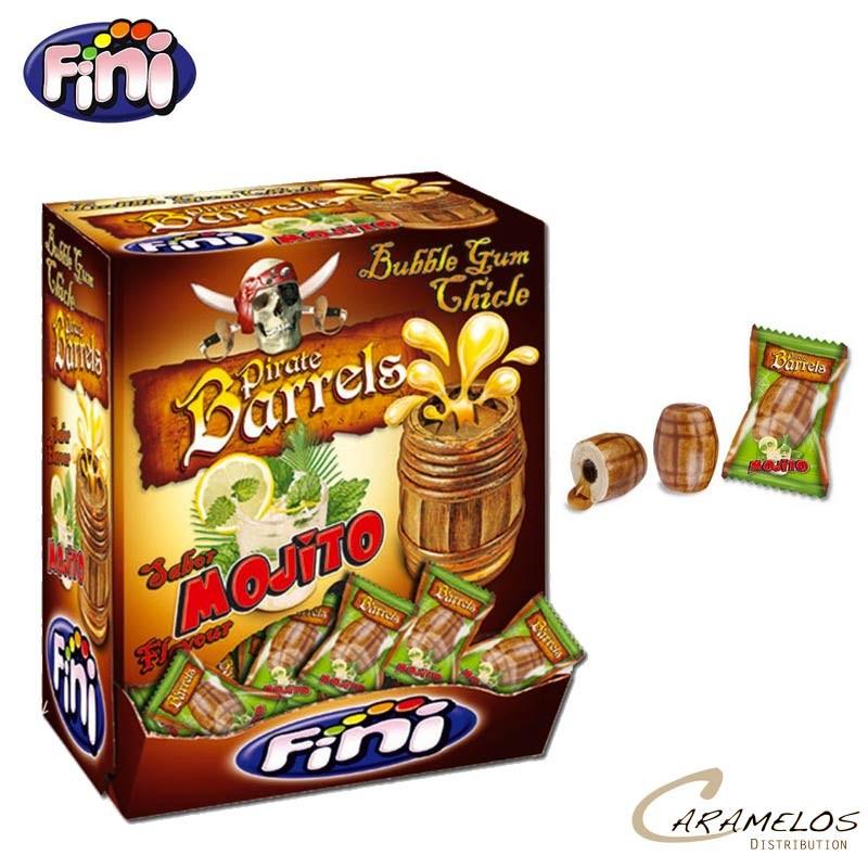 FINIBOOM BARIL DE PIRATE  x200 FINI au tarif pro