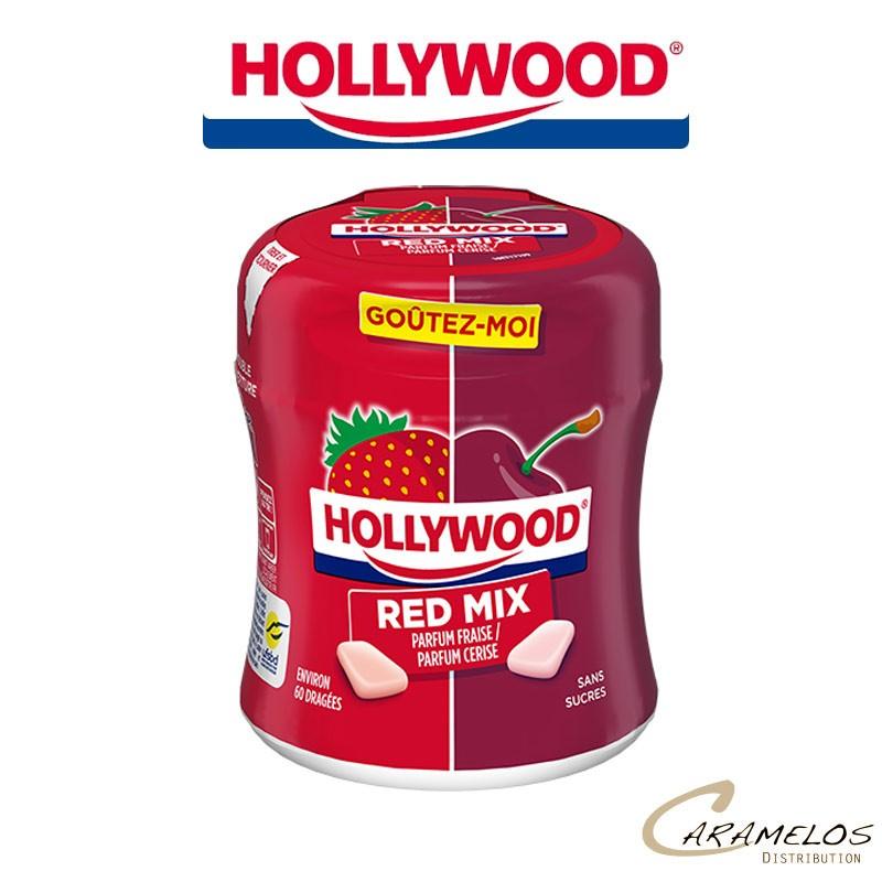 bottle  RED MIX 87G (60D) HOLLYWOOD au tarif pro
