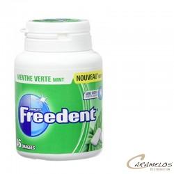 MINI BOX 46 Dg FREEDENT MENTHE VERTE au tarif pro