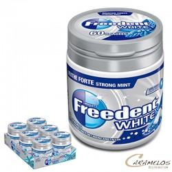 FREEDENT BOX WHITE MENTHE FORTE 84 GR au tarif pro