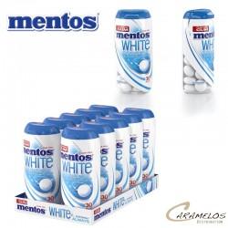 MENTOS GUM WHITE ALWAYS MENTHE 30D au tarif pro