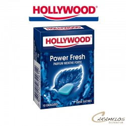 HOLLYWOOD POWERFRESH 10D SS au tarif pro