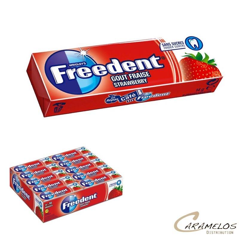 FREEDENT FRAISE  30D au tarif pro