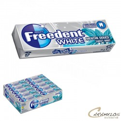 FREEDENT WHITE MENTHE DOUCE 30D au tarif pro
