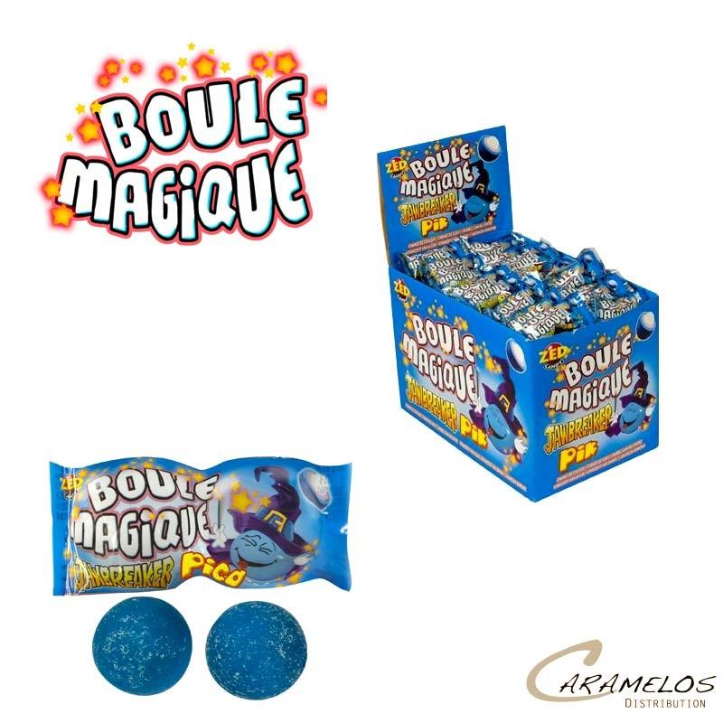 BOULE MAGIQUE PIK BLEU  X100  BRABO au tarif pro