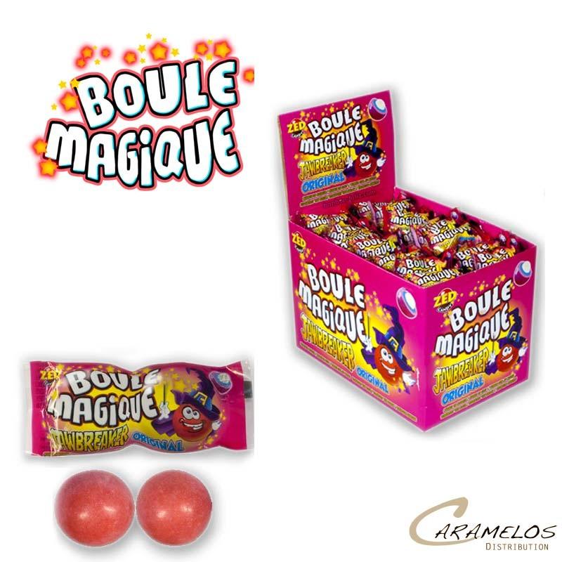 BOULE MAGIQUE ROSE ORIGINALE  X100 BRABO au tarif pro