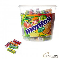 MINI MENTOS FRUITS  tubo de 120 au tarif pro