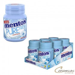 MENTOS BOTTLE M. DOUCE PURE FRESH 30DG au tarif pro