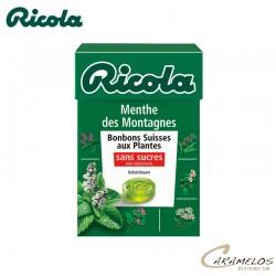 RICOLA MENTHE DES MONTAGNES S/S  50G au tarif pro