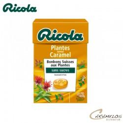 RICOLA CARAMEL  S/S  50G au tarif pro