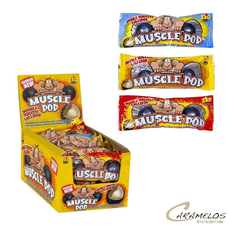 MUSCLE POP  BRABO au tarif pro