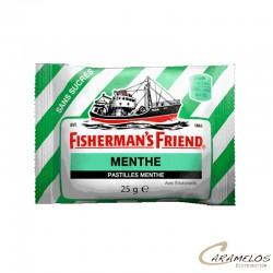 FISHERMAN'S VERT CLAIR  MENTHE S/S  25G au tarif pro