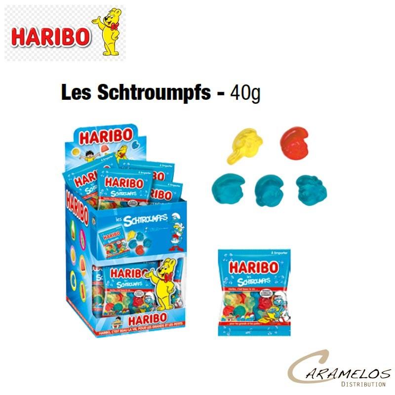 30 SCHTROUMPF MINI SACHET HARIBO au tarif pro