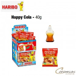 30 HAPPY COLA MINI SACHET HARIBO au tarif pro