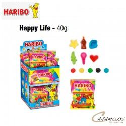 30 HAPPY LIFE MINI SACHET HARIBO au tarif pro