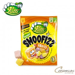 SMOOFIZZ FRUITS  12X100G  LUTTI au tarif pro