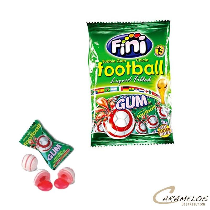 CHEWING GUM FOOTBALL 80G FINI au tarif pro