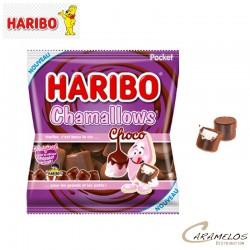 CHAMALLOWS CHOCO 75 G  HARIBO au tarif pro