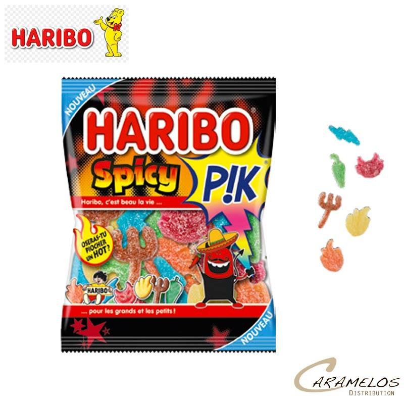 SPICY PIK 100 G  HARIBO au tarif pro