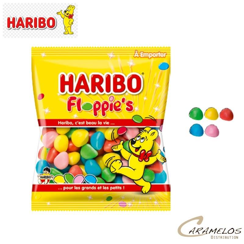 FLOPPIES  SACHET 120 G  HARIBO au tarif pro