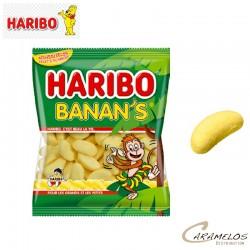 BAMS (BANANES) SACHET 120 G HARIBO au tarif pro