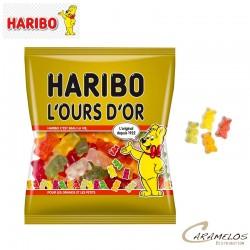 L'OURS D'OR SACHET 120 G HARIBO au tarif pro