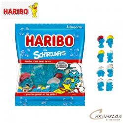 SCHTROUMPFS SACHET 120 G HARIBO au tarif pro