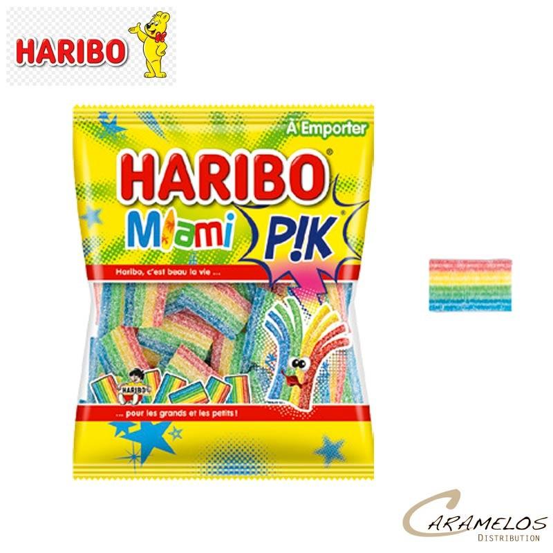 MIAMI PIK  SACHET 120 G  HARIBO au tarif pro