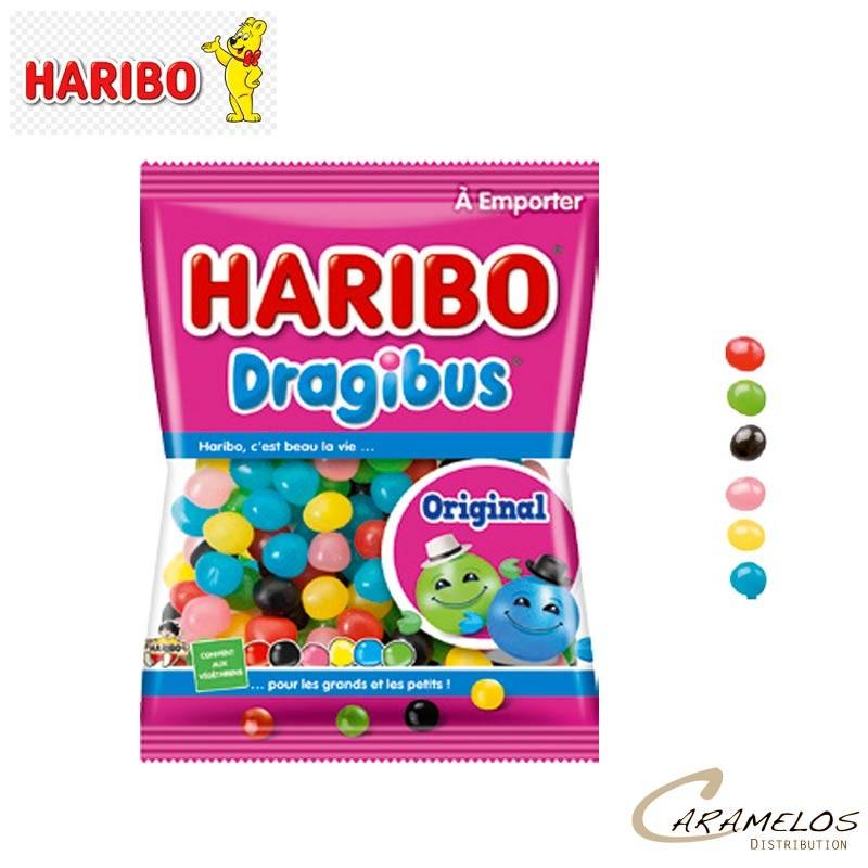 DRAGIBUS  SACHET 120 G HARIBO au tarif pro