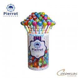 SUCETTE BOULE FRUITS & COLA X150 PIERROT au tarif pro
