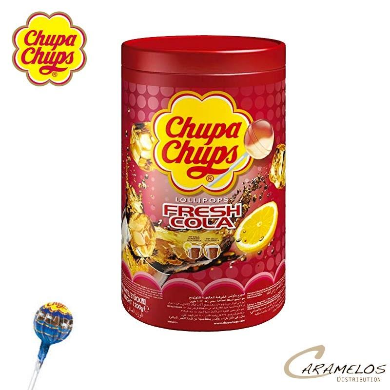 SUCETTES CHUPA  cola  X150 au tarif pro