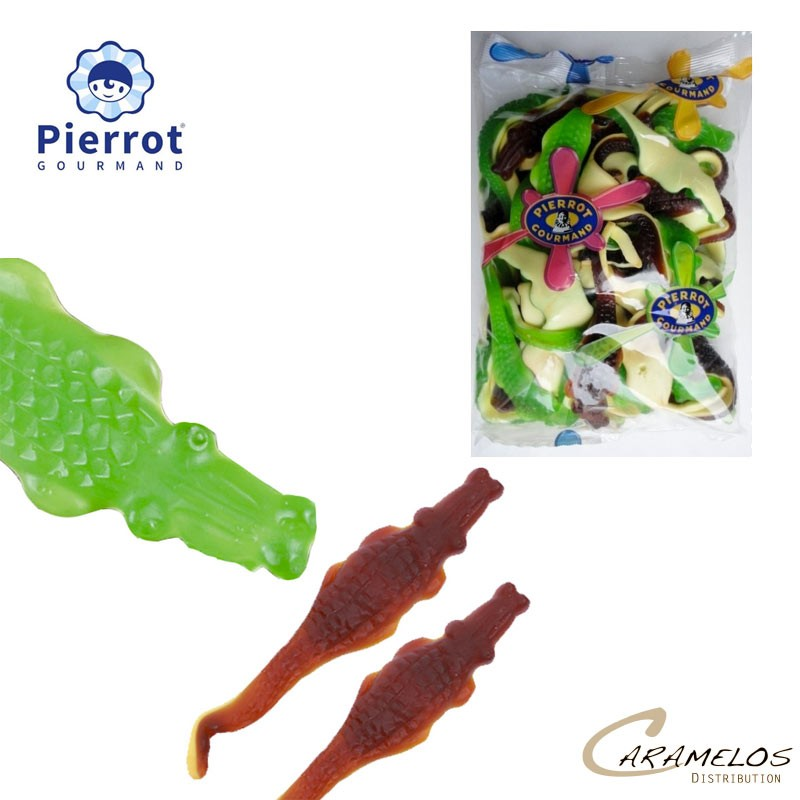 ALLIGATORS  2KG  PIERROT GOURMAND au tarif pro