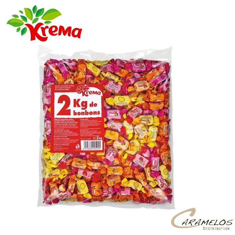 REGALAD KREMA VRAC 2 KG au tarif pro