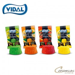 SOFT FRUIT DELIGHTS SAC 200 PCS VIDAL au tarif pro