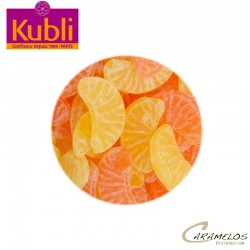 TRANCHES ORANGE-CITRON  2KG  KUBLI au tarif pro